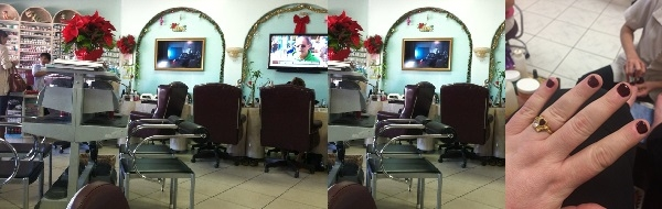 Luxurious Nail and Spa 25809 US Highway 19 N Clearwater Florida