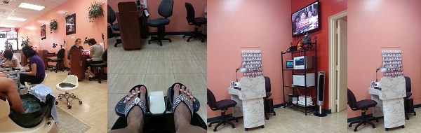 The Lovely Nails 1221 S Missouri Ave Clearwater Florida