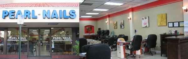 Pearl Nails 1310 N University Dr Coral Springs Florida