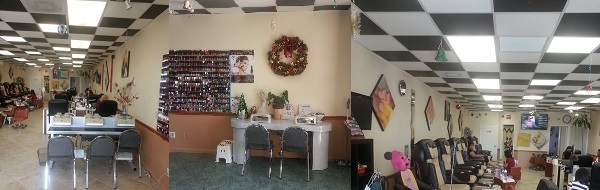 Nail spa salon solution website free nail spa salon for A salon solution port st lucie