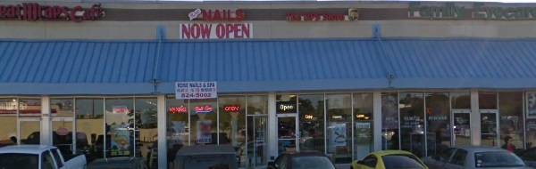 Rose Nails 1835 US Highway 1 S Ste 117 Saint Augustine Florida