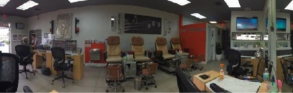 Queen Nails 1137 S Federal Hwy Fort Lauderdale Florida