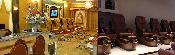 American Nails & Spa 957 SW State Rd 84 Fort Lauderdale Florida