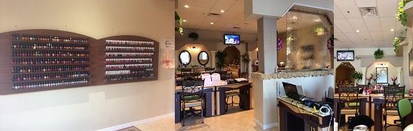 Siesta Nails & Spa 6517 S Tamiami Trl Sarasota Florida