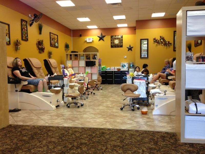 Tips & Toes Nail Spa 4000 US Hwy 98 N Ste 102 Lakeland Florida