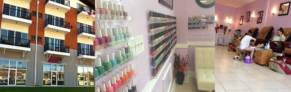 Violet Nails Salon & Spa 833 W Gaines St Ste 102 Tallahassee Florida