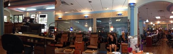 Pink & White Nails & Serenity Spa 12914 N Dale Mabry Tampa Florida