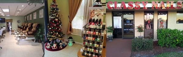 Classy Nails 12995 S Cleveland Ave Ste 139B Fort Myers Florida