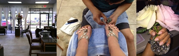 The Nail Lounge 12012 Anderson Rd Tampa Florida