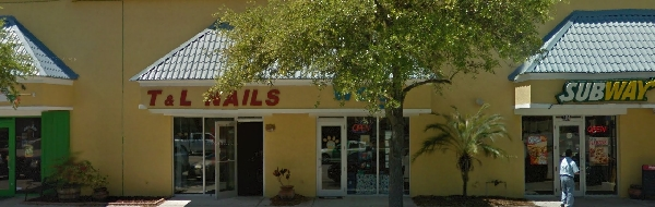 T & L Nails 304 E Davis Blvd Tampa Florida