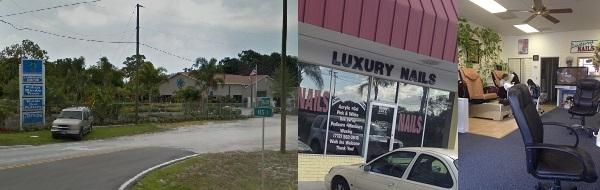 Luxury Nail Spa 2208 S US Highway 1 Vero Beach Florida