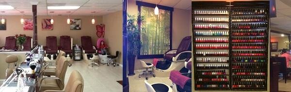 Palm Beach Perfection Nail Salon 6108 S Dixie Hwy West Palm Beach Florida ...
