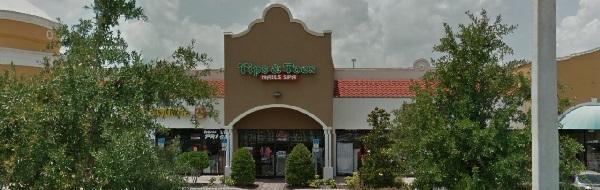 Tip & Toes Nail Salon 5935 Cypress Gardens Blvd Winter Haven Florida