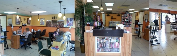 Diamond Nail & Tan 1606 6th St SE Winter Haven Florida
