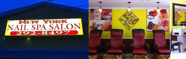 New York Nails Salon 1201 Havendale Blvd NW Winter Haven Florida
