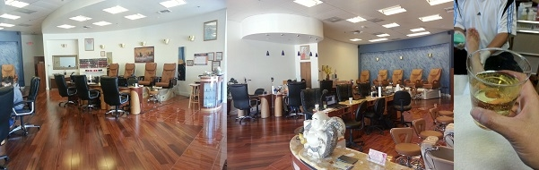 Odyssey Nail and Spa 303 E Altamonte Altamonte Springs Florida