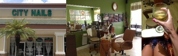 City Nail Salon 5999 S Pointe Blvd Ste 102 Fort Myers Florida