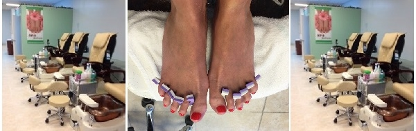 Le Nails 10676 Colonial Blvd Ste 60 Fort Myers Florida