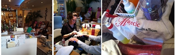 Majestic Nails & Spa 14330 S Tamiami Trl Fort Myers Florida