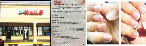 Tommy Nails 1091 W Orange Blossom Trl Apopka Apopka Florida