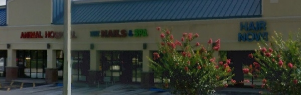 Tony Nail & Spa 1657 Rock Springs Rd Apopka Florida