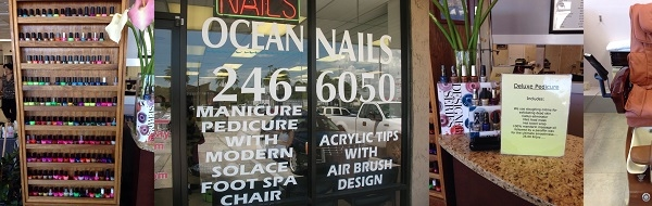 Ocean Nails 1521 Atlantic Blvd Atlantic Beach Florida