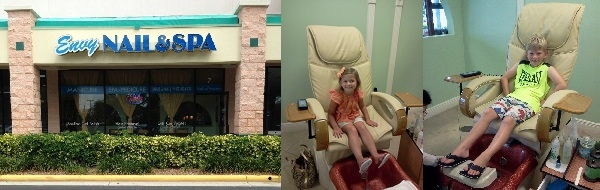 Envy Nail and Spa 27241 Bay Landing Dr Ste 7 Bonita Springs Florida