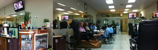 Grand Nails 7261 NW 4th Blvd Gainesville Florida