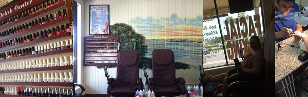 Clearwater Beach Nails & Spa 780 S Gulfview Blvd Clearwater Beach Florida