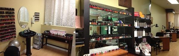 Hot Tips Nail Salon 5399 Lyons Rd Coconut Creek Florida