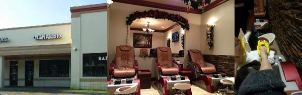 Omega Nails & Spa 10205 Stirling Rd Cooper City Florida