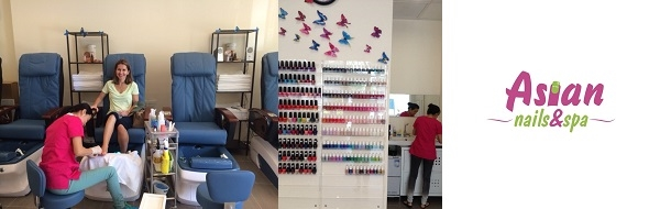 Asian Nails and Spa 4100 Salzedo St Ste 2 Coral Gables Florida