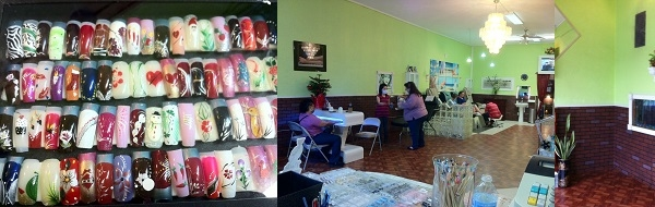 Fancy Nails 192 N Main St Crestview Florida