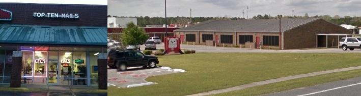 Top Ten Nails 1322 N Ferdon Blvd Crestview Florida