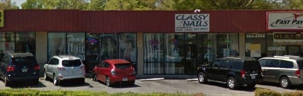 Classy Nails 626 S Ferdon Blvd Crestview Florida