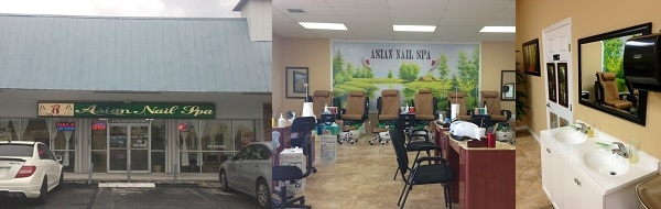 Asian Nail Spa 20416 Old Cutler Rd Cutler Bay Florida