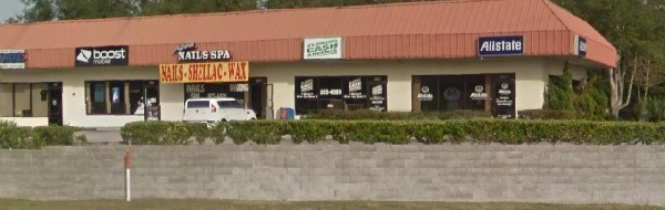 Allure Nails 2247 S. Woodland Blvd Deland Florida