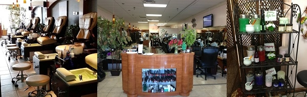 Nail Spa Salon Solution - Website Free - Rose Nails - Nail Florida ...