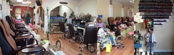 Nail Spa Salon Solution - Website Free - Nail Spa Salon USA - SEO ...
