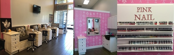 Pink Nail Spa 2790 Stirling Rd Ste 4 Hollywood Florida