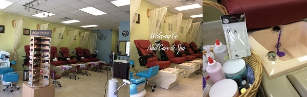 Nail Care & Spa 1811 Golden Ealge Way Ste 22 Fleming Island Florida