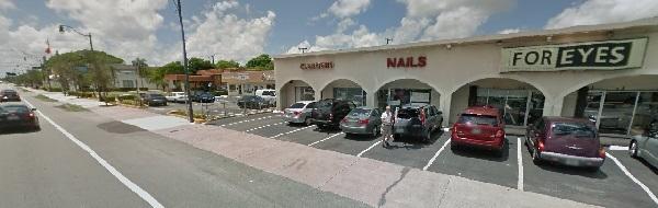 Precision Nails 5731 Hollywood Blvd Hollywood Florida