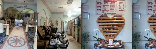 Queen Nails 98 Eglin Pkwy NE Fort Walton Beach Florida