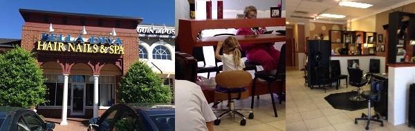 Bella Diva Hair Nails & Spa 7643 Gate Pkwy Ste 102 Jacksonville Florida