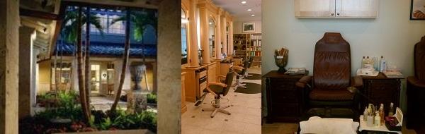 Aura Salon at the Diplomat 501 Diplomat Pkwy Hallandale Beach Florida