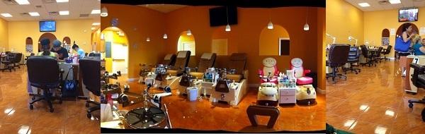 Yes Nail Salon 2804 NE 8th St Homestead Florida