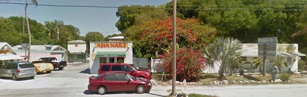 Asia Nails 99348 Overseas Hwy Key Largo Florida