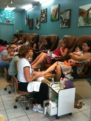 VN Nails 2520 Coral Way Ste 5 Miami Florida