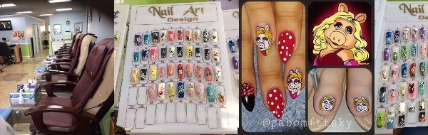 K Nails 3267 S John Young Pkwy Kissimmee Florida