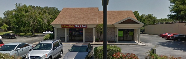 Golden Nails & Tanning 1330 W North Blvd Leesburg Florida